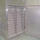 熱風循環棚式乾燥機